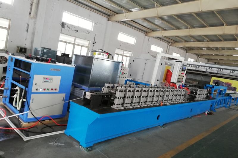 铝隔条生产设备